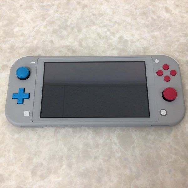 1円~ 動作確認済/初期化済 Nintendo Switch Lite HDH-001 ザシアン・ザマゼンタ 本体_画像3