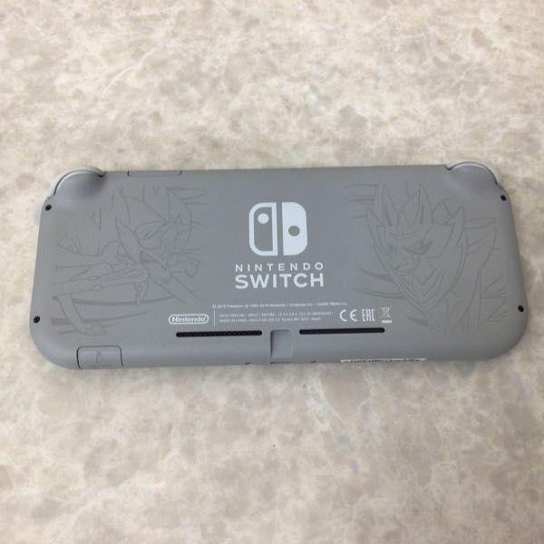 1円~ 動作確認済/初期化済 Nintendo Switch Lite HDH-001 ザシアン・ザマゼンタ 本体_画像4