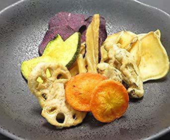 大地の生菓 7種類の秋野菜チップス 150g お菓子 おやつ スナック菓子 こども おつまみ ギフト ドライフルーツ_画像1