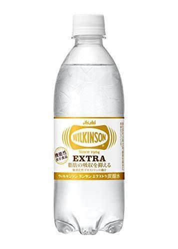 新品490ml×24本 アサヒ飲料 ウィルキンソン タンサン エクストラ 炭酸水 490ml×24本 [機能性表示食OF8S_画像1