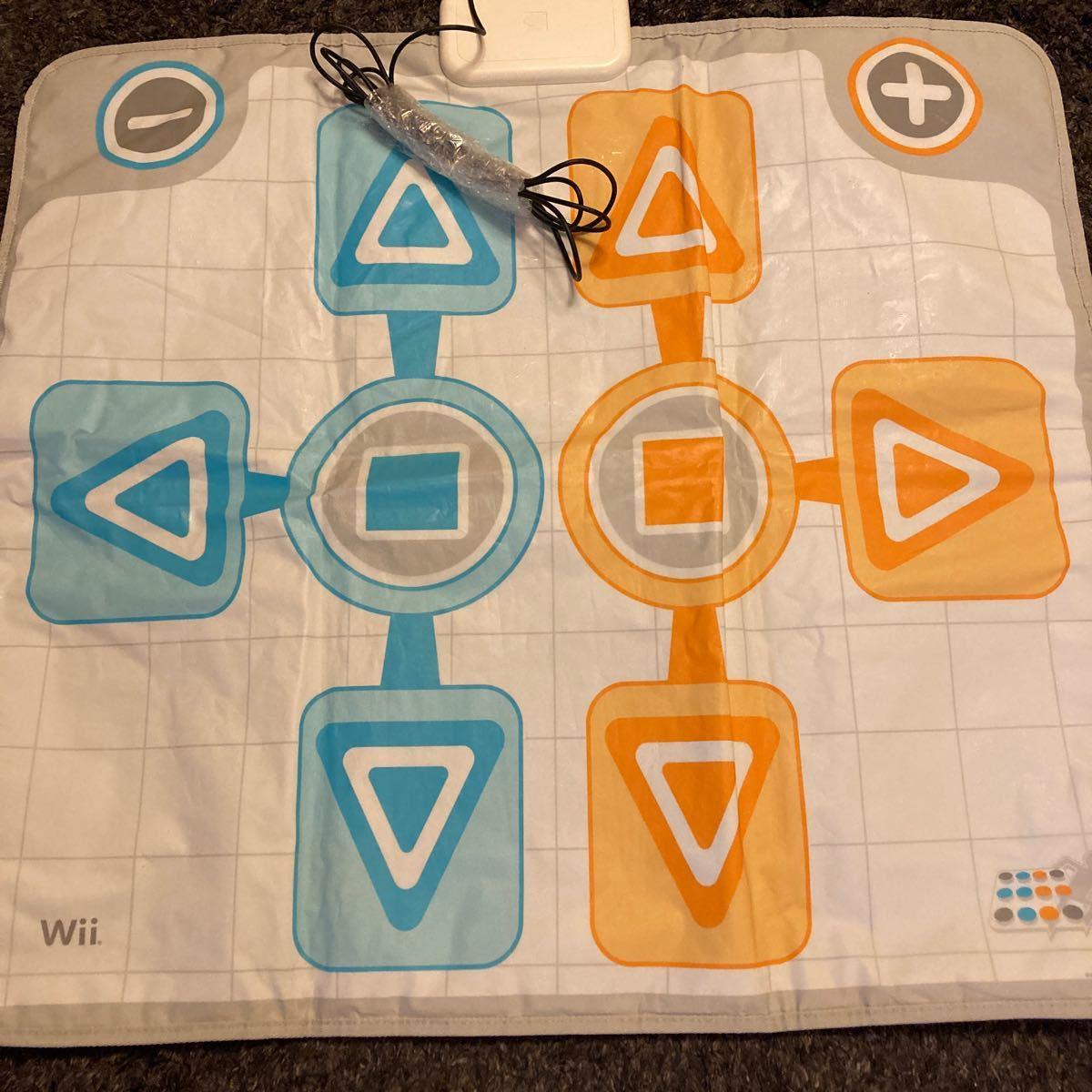 任天堂Wii シロ Wiiリモコン 付属品