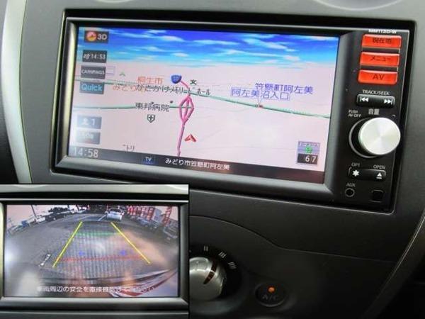 「ノート 1.2 X DIG-S 禁煙車 SDナビ/フルセグTV Bカメラ」の画像2
