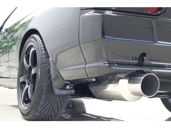 スカイラインクーペ 2.0 GTS-4 4WD テイン車高調レイズアルミHKSブローオフ_画像10
