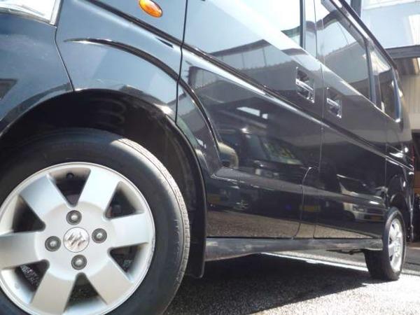 「エブリイワゴン 660 PZターボ ディスチャージヘッドランプ装着車 1年保証」の画像3