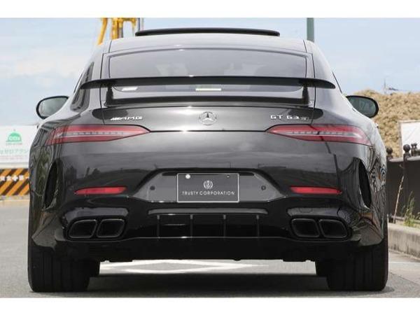 「GT 4ドアクーペ 63 S 4マチックプラス エディション1 4WD ワンオーナー AMG鍛造21インチホイール」の画像3