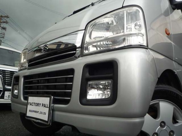 「エブリイワゴン 660 ジョイポップターボPZ ハイルーフ 地区限定車 5速MT ETC付」の画像2