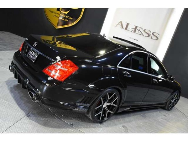 「Sクラス S350 WALDコンプリート 後期型 20AW 黒革 SR HDD」の画像2