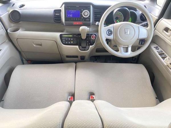 「N-BOX 660 G Lパッケージ 両側パワースライドドア・禁煙車・車検2年」の画像3