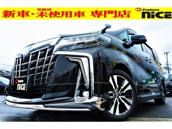 「アルファード 2.5 S Cパッケージ 新車モデリスタシグネチャーLED サンルーフ」の画像1