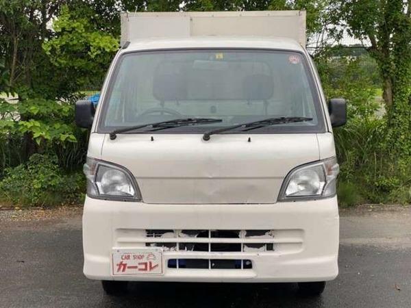 「ハイゼットトラック 660 エアコン・パワステスペシャル 3方開 加温・冷蔵冷凍車 タイベル交換済 -5℃設定」の画像2