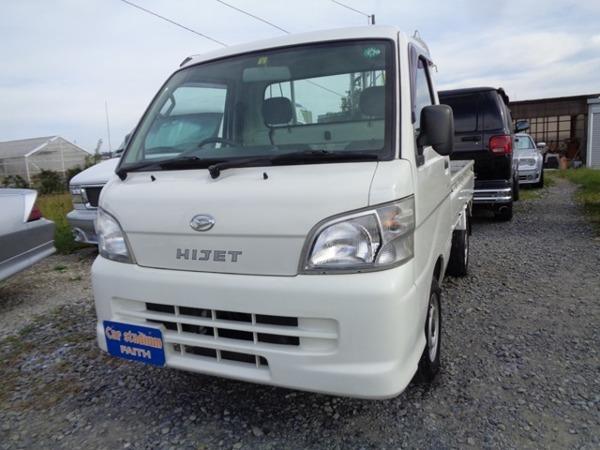「ハイゼットトラック 660 エアコン・パワステスペシャル 3方開 4WD」の画像1