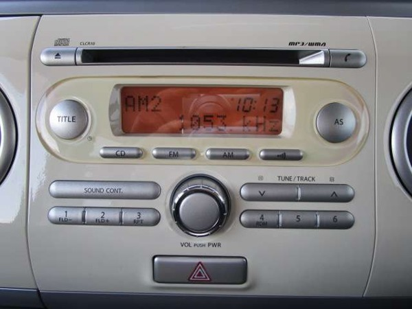 「アルトラパン 660 G 純CD ABS 両エアバック インテリK 禁煙」の画像2