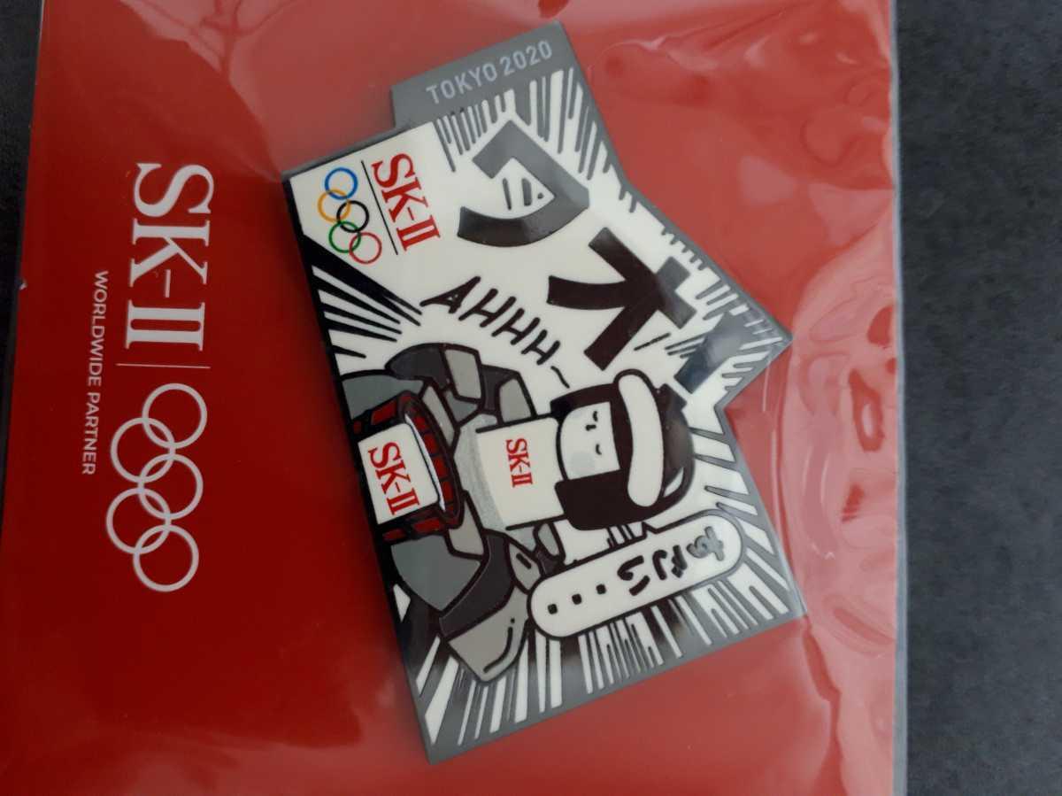 東京オリンピック ピンバッジ ピンバッチ 2020 SK-2 EF サイクリング 自転車 ピンズ 未使用