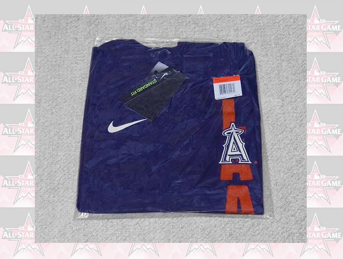 ●大谷翔平選手 MLB公認ナイキ All-Star Game 記念Tシャツ Mサイズ!_画像2