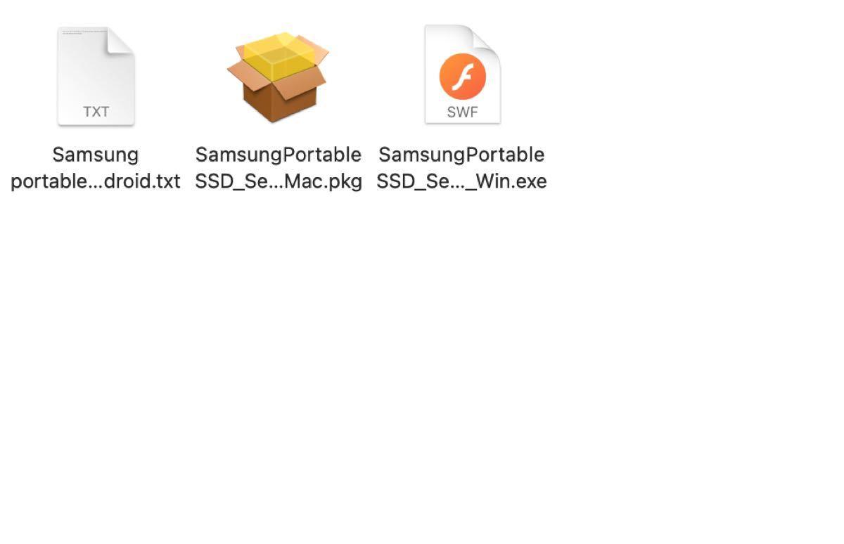SAMSUNG T5 250GB ポータブルSSD  外付けSSD