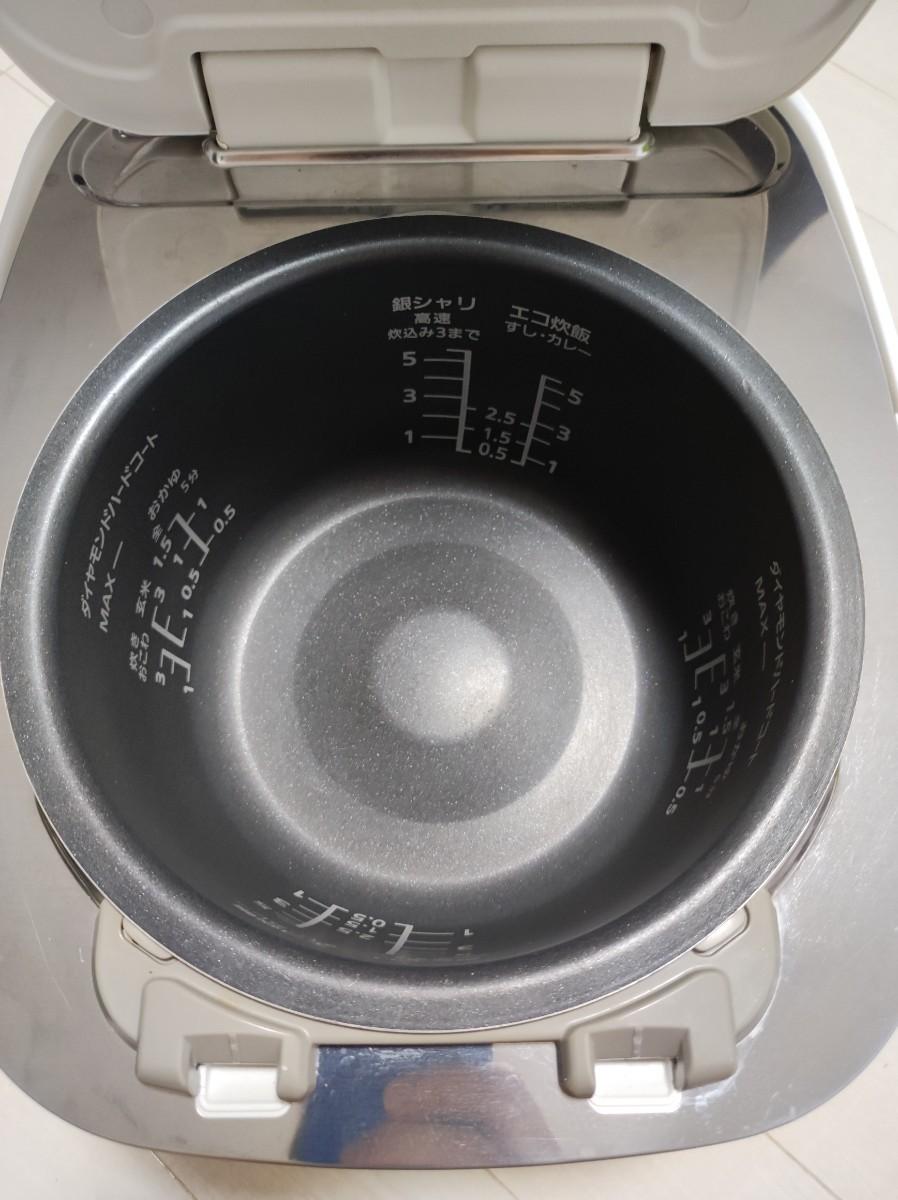 PANASONIC SR-PB106  炊飯器 圧力IH パナソニック おどり炊き