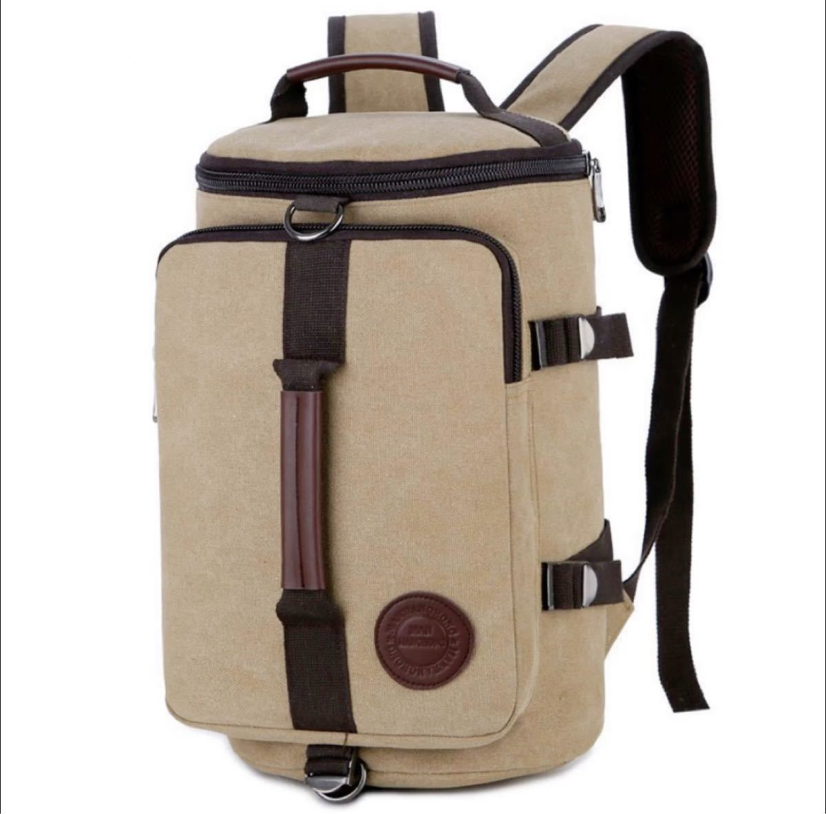 リュックサック ハンドバッグ ショルダーバッグ 大容量4way バックパック