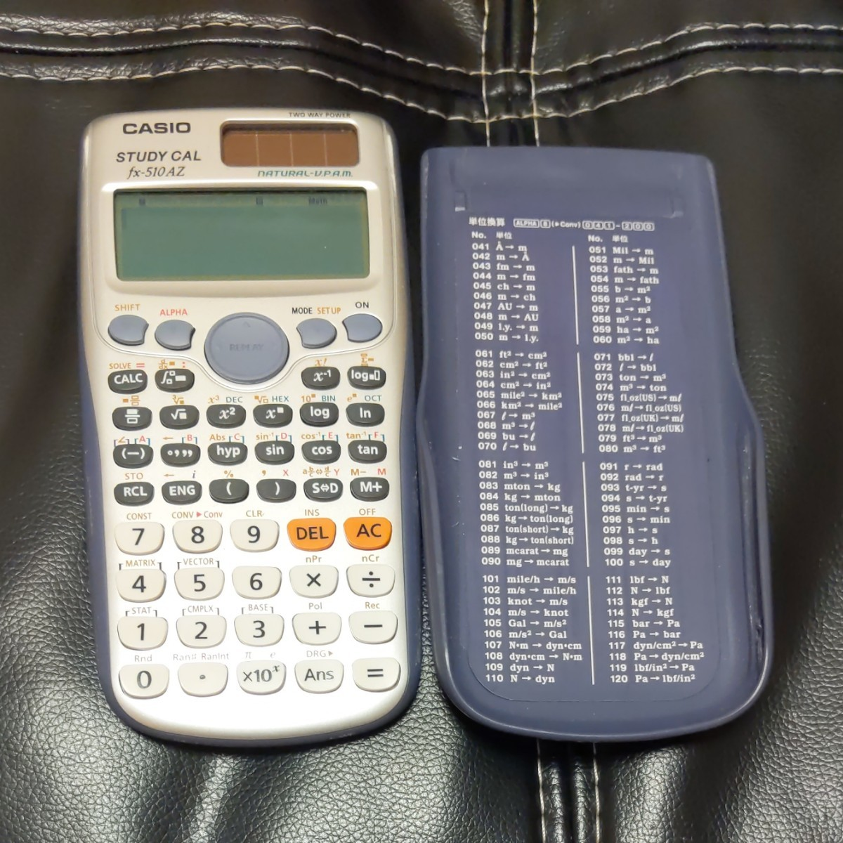 CASIO 関数電卓