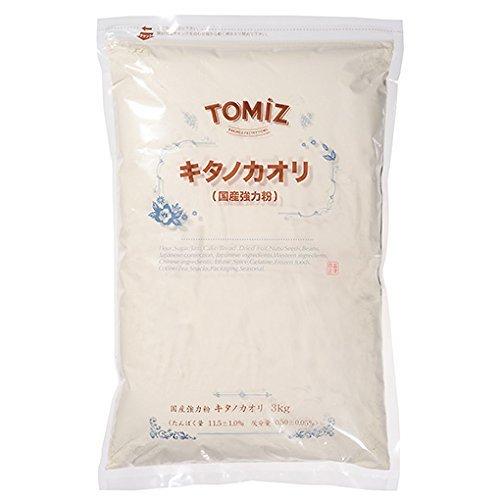 2.5kg キタノカオリ / 3kg 【創業100年 富澤商店】TOMIZ/cuoca 小麦粉 国産 強力粉_画像3