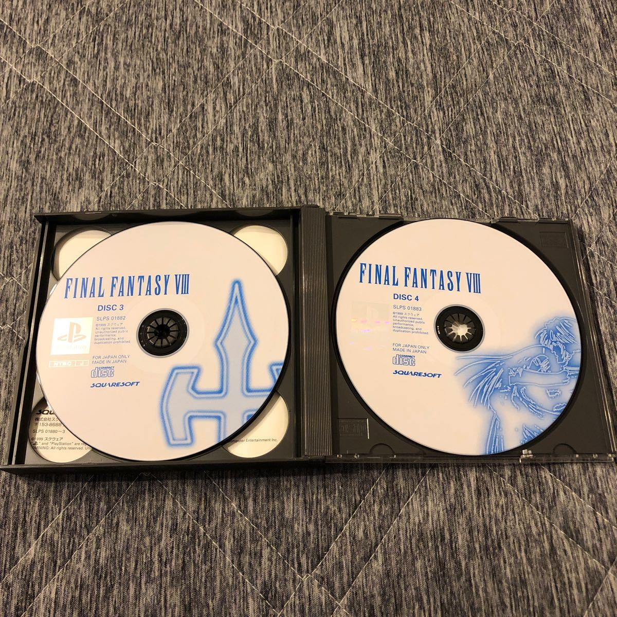 ファイナルファンタジー8 FINAL FANTASY PSソフト