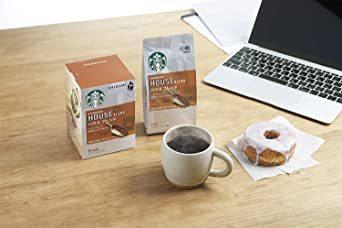 スターバックス 「Starbucks(R)」 ハウスブレンド (箱)オリガミ パーソナルドリップ コーヒー (5袋入)&time_画像4