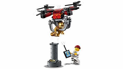 レゴ(LEGO) シティ ポリスヘリコプターのドローンチェイス 60207 ブロック おもちゃ 男の子 車_画像8