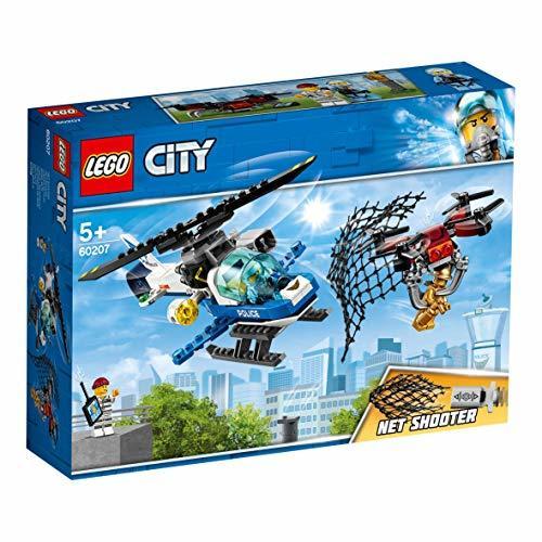 レゴ(LEGO) シティ ポリスヘリコプターのドローンチェイス 60207 ブロック おもちゃ 男の子 車_画像10