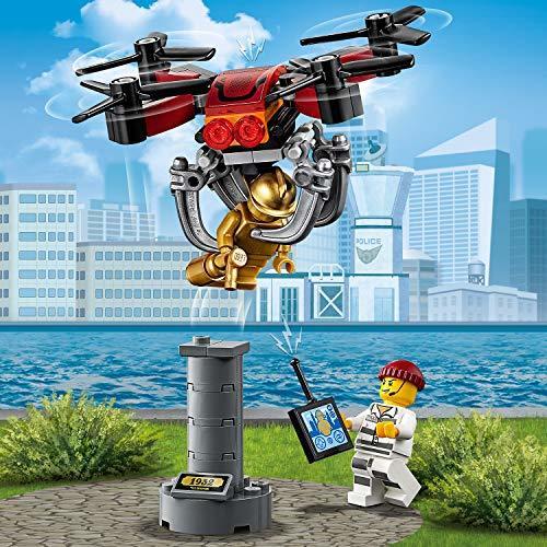 レゴ(LEGO) シティ ポリスヘリコプターのドローンチェイス 60207 ブロック おもちゃ 男の子 車_画像6