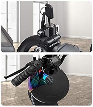 汎用 ヘルメットロック ヘルメットホルダー バイク ハンドル スクーター パイプ 防犯 鍵 キー 盗難防止 直径 22mm 22_画像4