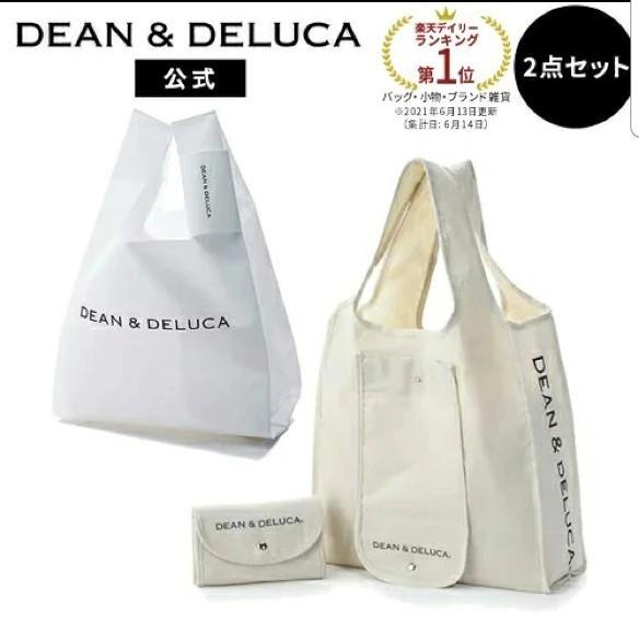 ディーンアンドデルーカ エコバッグ ミニマムエコバッグ DEAN&DELUCA トートバッグ ショッピングバッグ