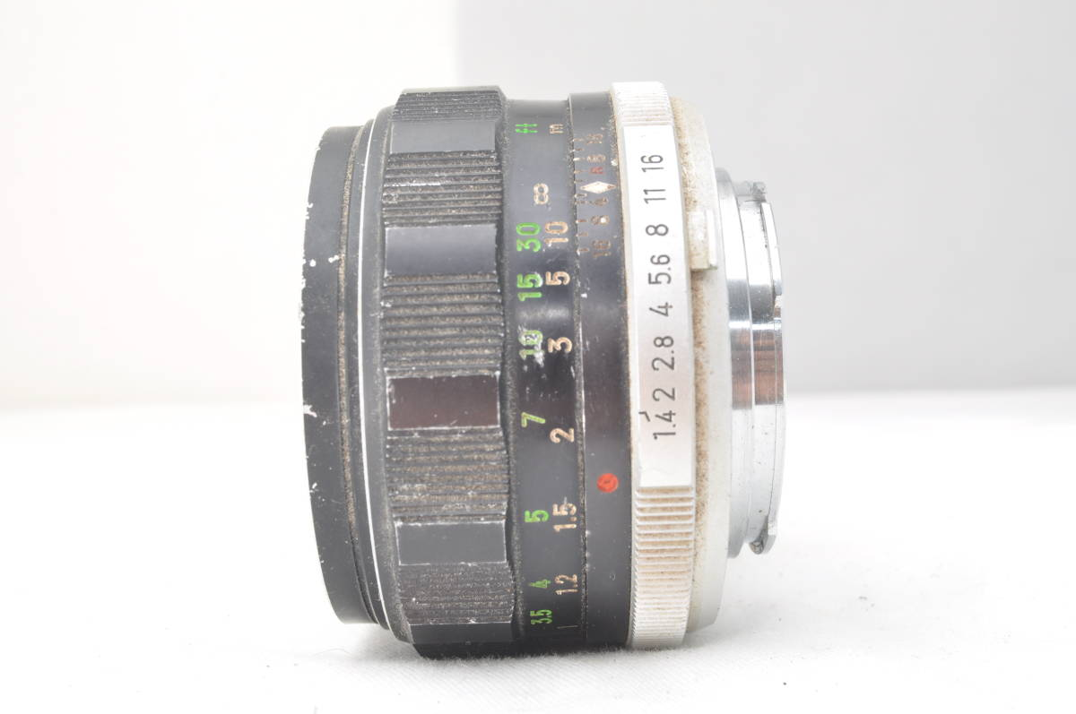 ★動作品★MINOLTA MC ROKKOR-PF 58mm F1.4#5385_画像2