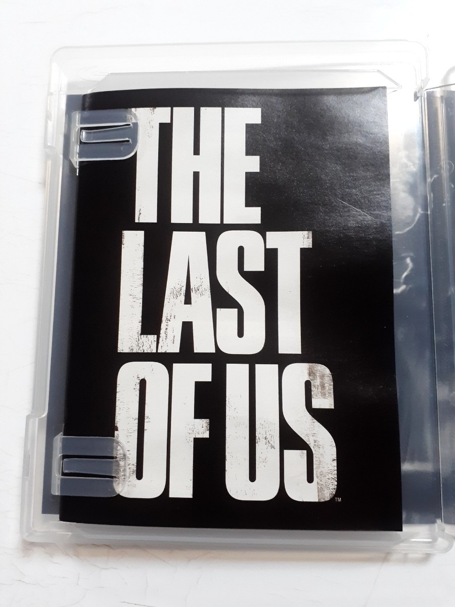 ps3 the last of usラストオブアス