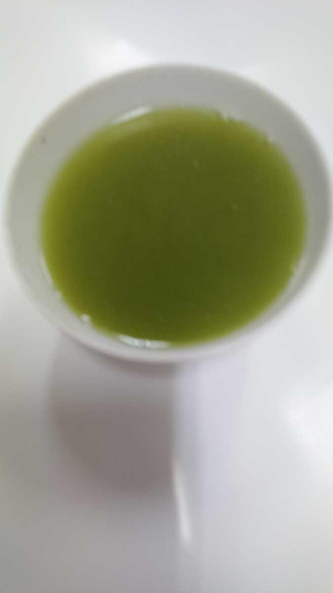 2021年 静岡県産 深蒸し茶 100g3袋 新茶 日本茶 緑茶 静岡茶 八十八夜 健康茶 お茶 _画像2