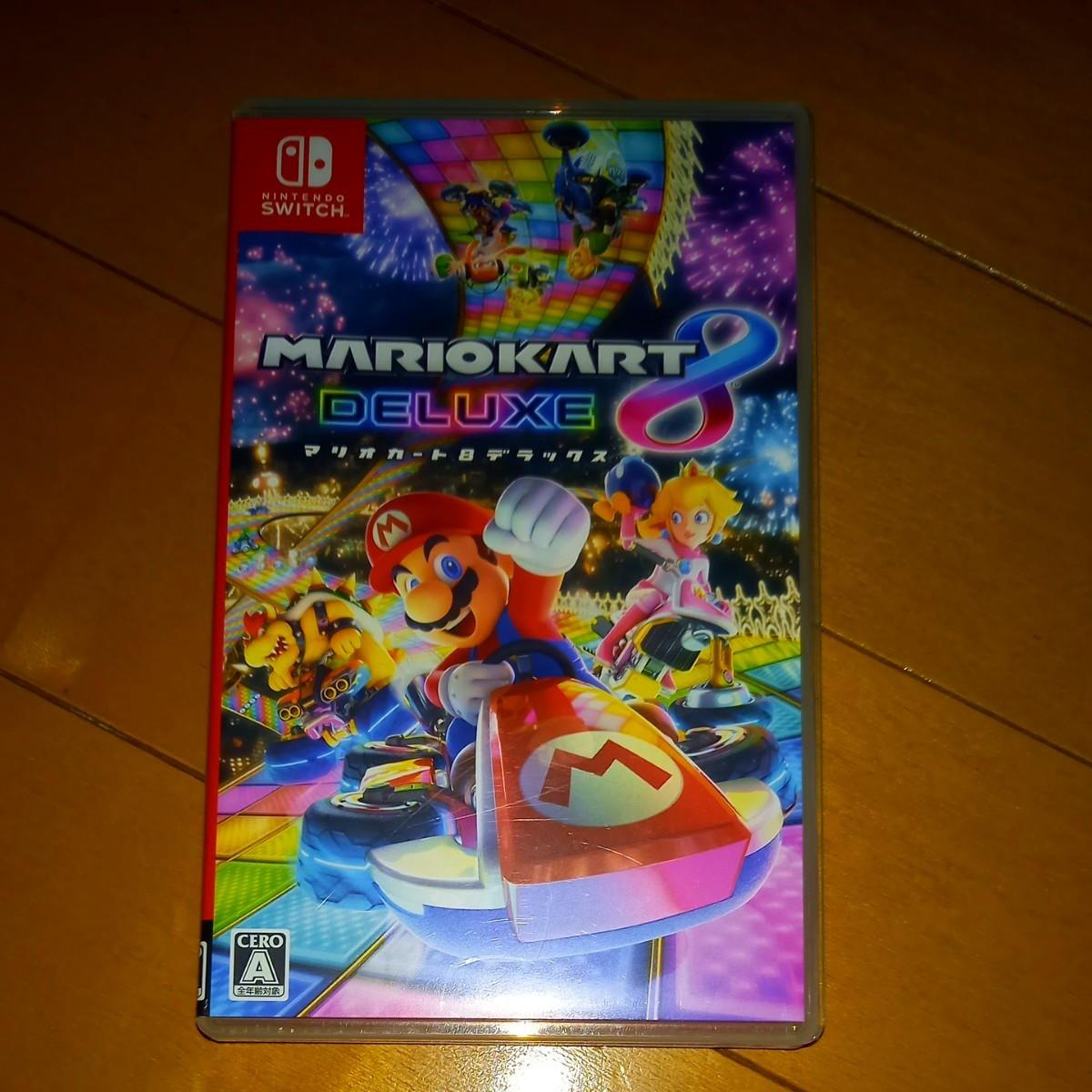 #マリオカート8デラックス  #Nintendo Switch #ニンテンドースイッチ 【送料無料】