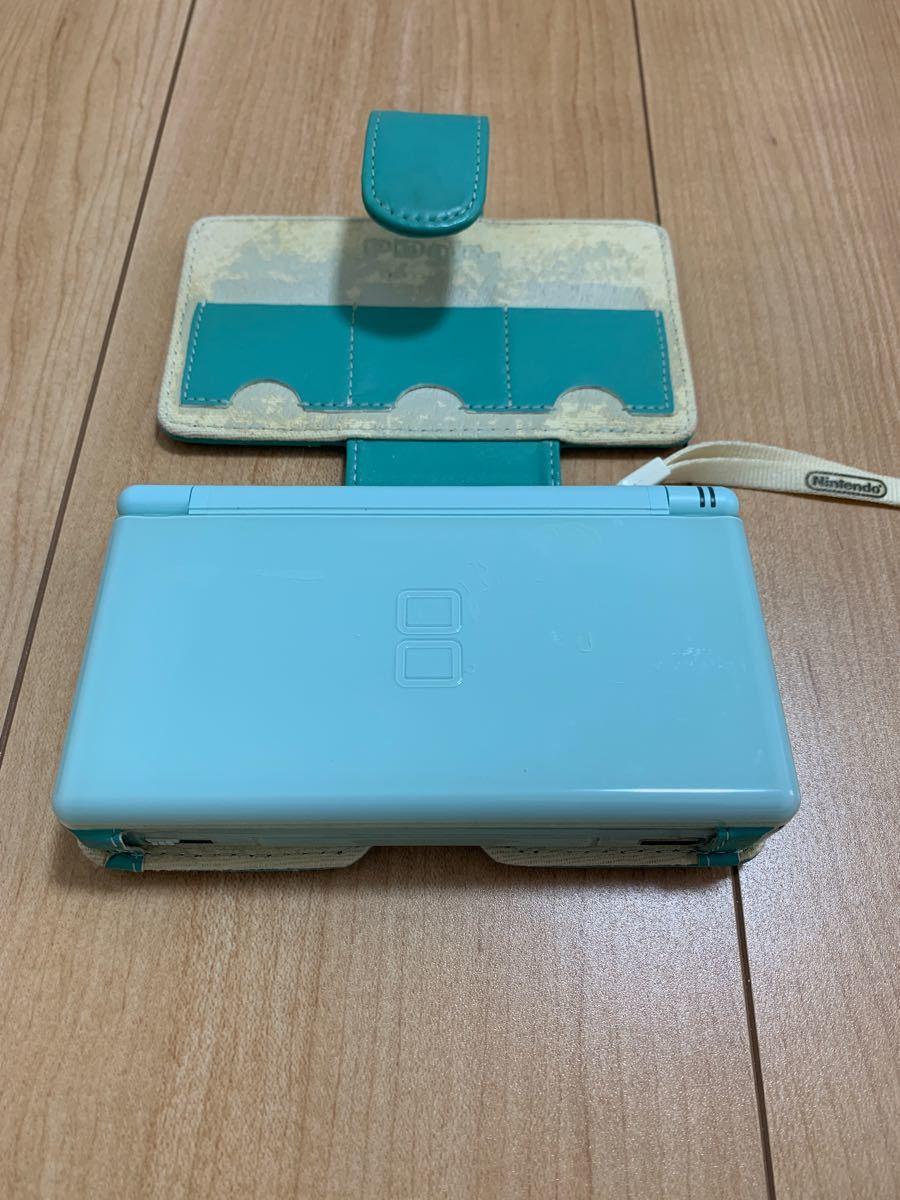 ニンテンドーDS Lite 本体 ソフト5本 セット