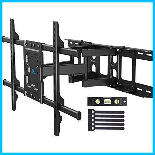 ★最安★前後&左右&上下多角度調節可能 37-70インチ対応 Pipishell テレビ壁掛け金具 耐荷重60kg HU-838 液晶テレビ用 アーム式 LCD LED_画像1