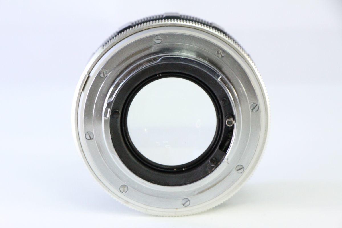 実用★ミノルタ MINOLTA MC ROKKOR-PF 58mm F1.4★くもり★2438_画像3