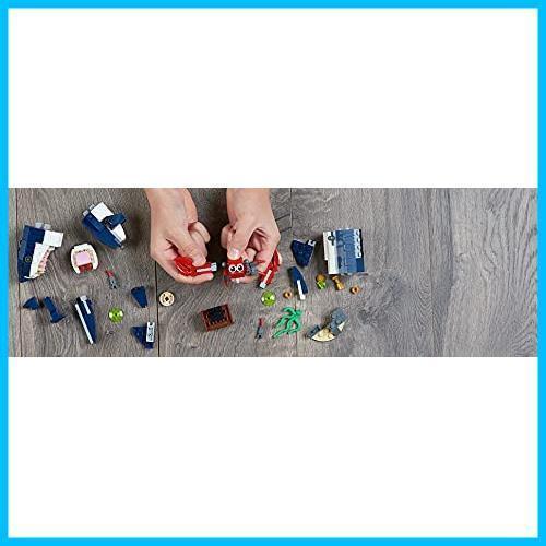 ◆新品◆レゴ(LEGO) クリエイター 深海生物 31088 知育玩具 ブロック おもちゃ 女の子 男の子_画像8
