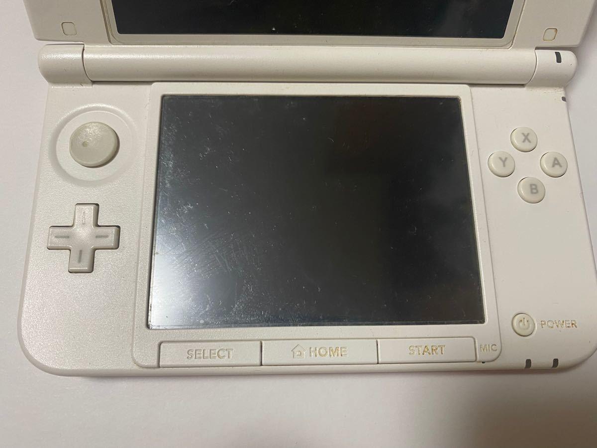 ニンテンドー 3DS LL 本体 ピンク×ホワイト
