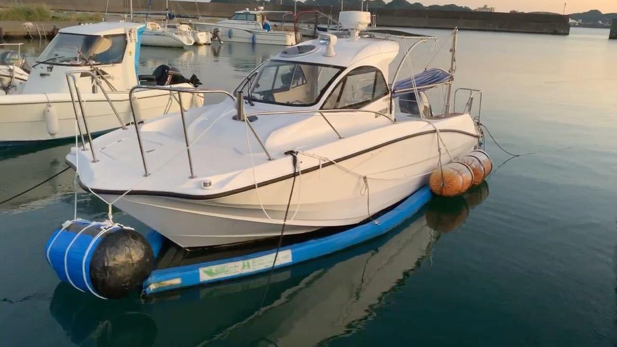 「YF24 ヤマハ プレジャーボート」の画像1