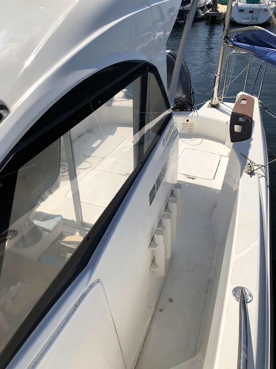 「YF24 ヤマハ プレジャーボート」の画像3
