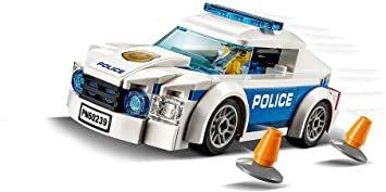 レゴ(LEGO) シティ ポリスパトロールカー 60239 ブロック おもちゃ 男の子 車_画像9