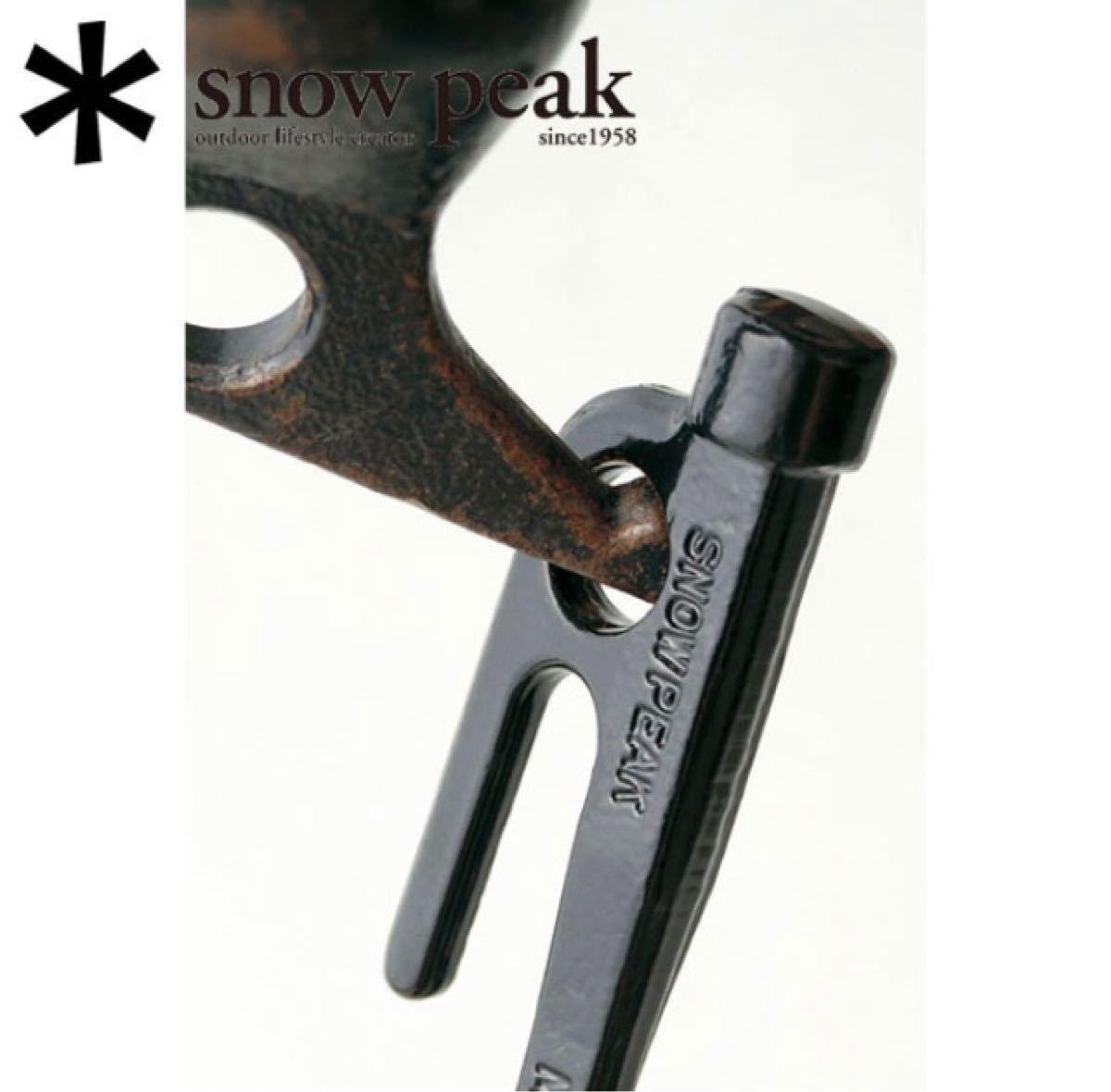 スノーピーク ペグ ソリッドステーク 30 R-103 snowpeak x20本