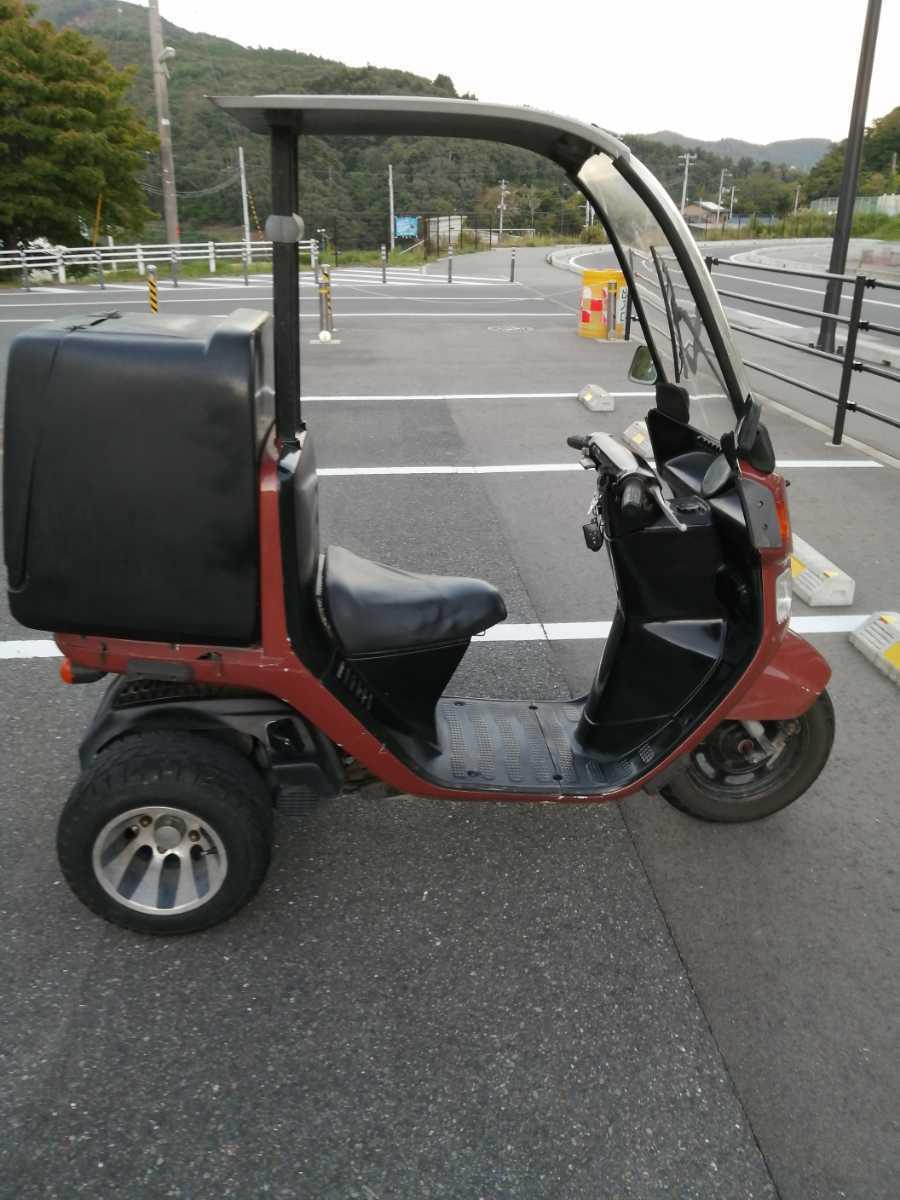 「ジャイロキャノピー ホンダ ミニカー登録 2スト 」の画像2