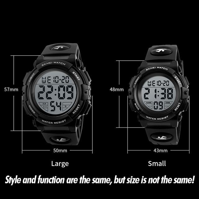 新ブランド腕時計男性スポーツアウトドアファッションデジタル腕時計多機能 50 メートル防水腕時計メンズ腕時計腕時計 Skmei_画像5