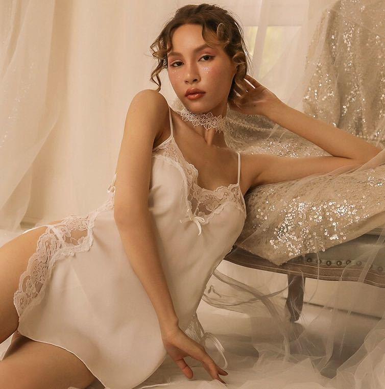 ナイトウェア セクシーランジェリー ベビードール エロ可愛い おしゃれ 豪華 魅了する女性下着 エロエロ衣装 部屋着 ワンピ