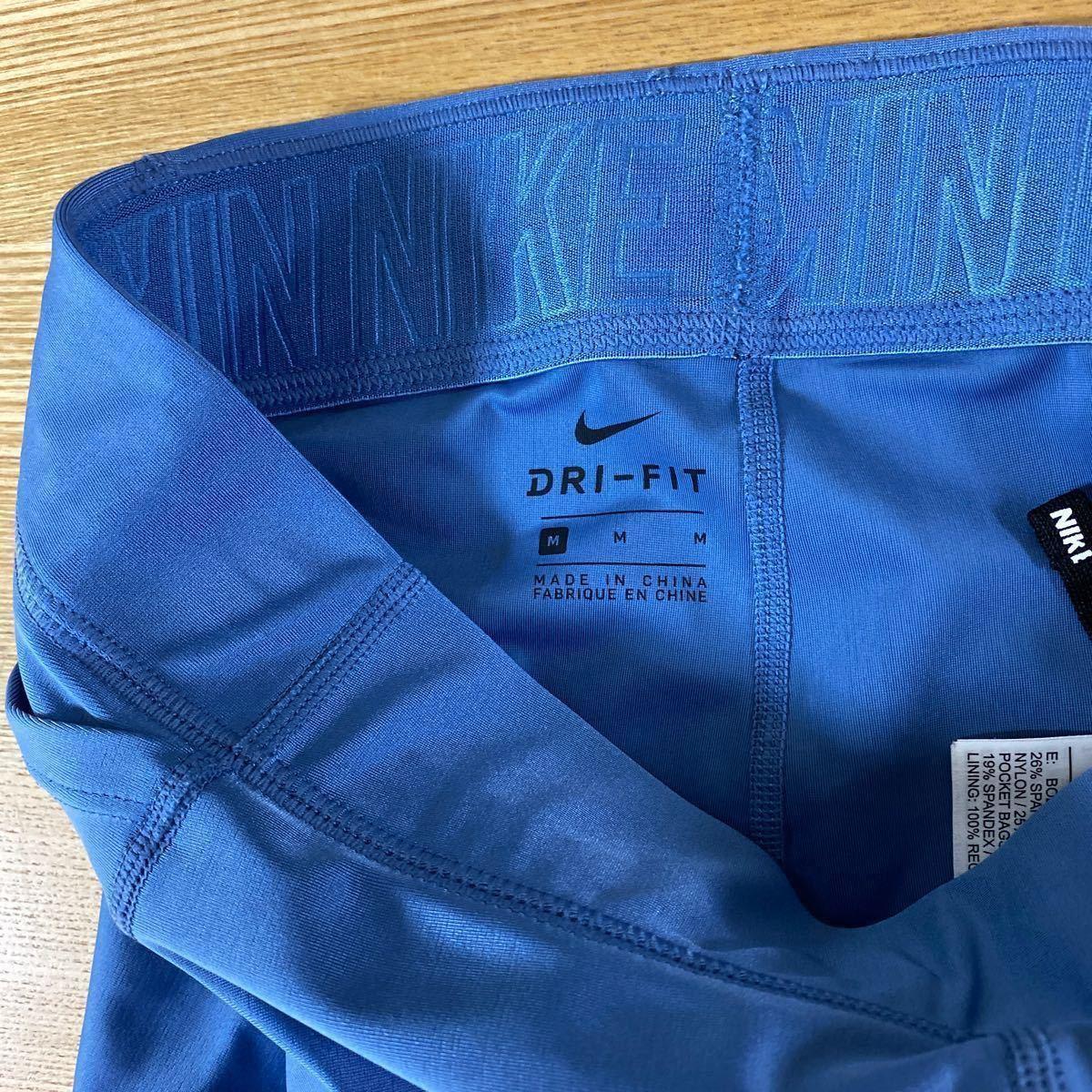 NIKE ナイキ レギンス スパッツ M   (フィットネス・ランニング用タイツ)  DRY-FIT