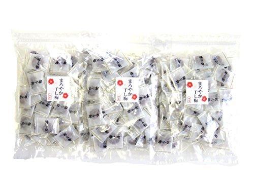 e-hiroya 種なし まろやか干し梅300g×3袋 業務用 チャック袋入_画像6