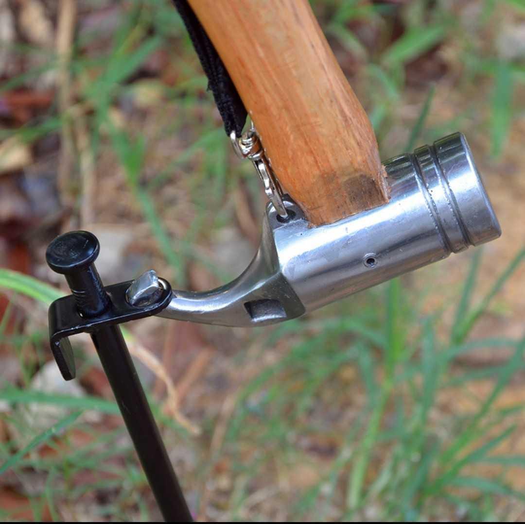 ペグ ハンマー テントハンマー キャンプ 高強度 フェス スノーピーク工具ノーブランドペグハンマーです。ハンマーとしても必要充