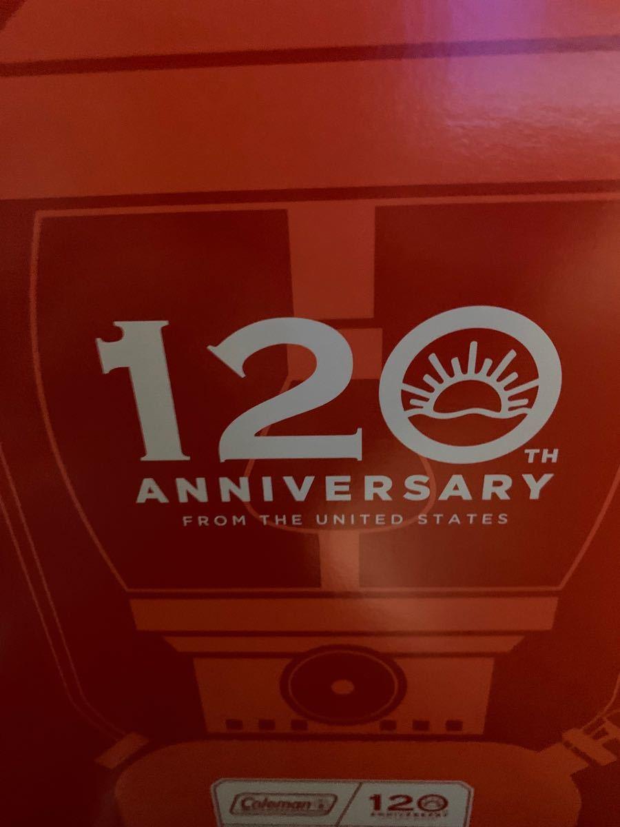Coleman 120th ランタン 120周年 コールマン アニバーサリーシーズンズ ランタン 2021